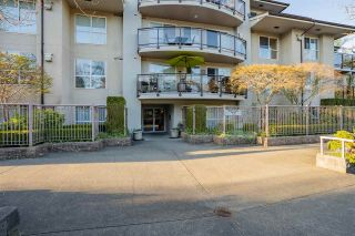 "Photo 3: 101 7505 138 Street in Surrey: East Newton Condo for sale in ""Mid Town Villas"" : MLS®# R2571497"