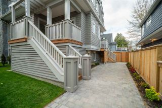 Photo 4: 2599 ST.GEORGE Street in Vancouver: Mount Pleasant VE 1/2 Duplex for sale (Vancouver East)  : MLS®# R2393211