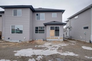 Photo 34: 7376 CHIVERS Crescent in Edmonton: Zone 55 House Half Duplex for sale : MLS®# E4235237