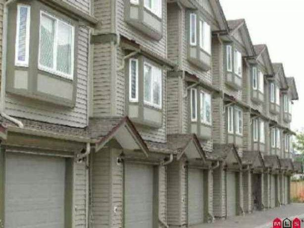 """Main Photo: 16 13909 102ND Avenue in Surrey: Whalley Townhouse for sale in """"CENTRAL CITY PLACE"""" (North Surrey)  : MLS®# F1303971"""