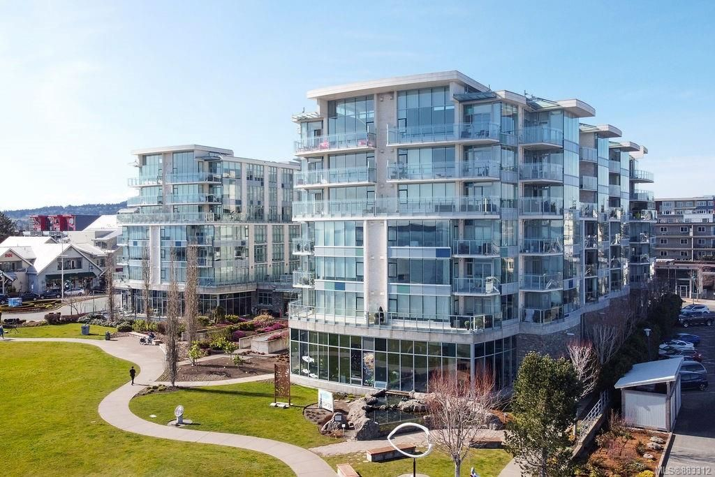 Main Photo: 502 9809 Seaport Pl in Sidney: Si Sidney North-East Condo for sale : MLS®# 883312