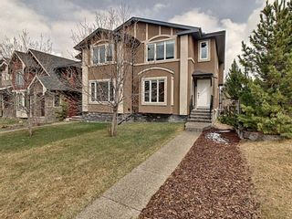 Main Photo: 1414 26A Street SW in Calgary: Shaganappi Semi Detached for sale : MLS®# A1100186
