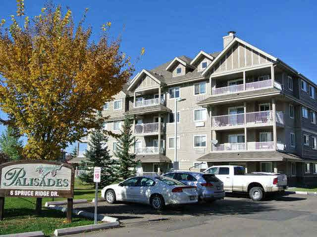Main Photo: 313 6 Spruce Ridge Drive S in Spruce Grove: Condo for sale : MLS®# E3434877