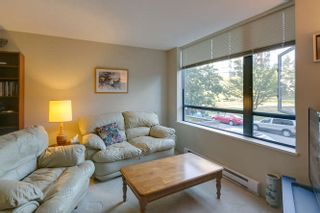"Photo 2: 208 3520 CROWLEY Drive in Vancouver: Collingwood VE Condo for sale in ""MILLENIO"" (Vancouver East)  : MLS®# R2207254"