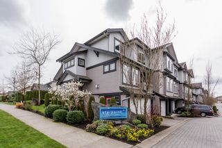 """Photo 3: 1 18828 69 Avenue in Surrey: Clayton Townhouse for sale in """"Starpoint"""" (Cloverdale)  : MLS®# R2255825"""