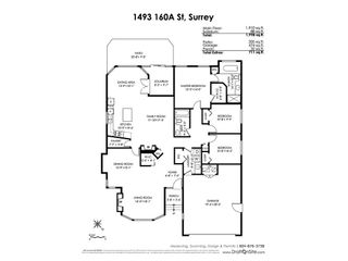 Photo 20: 1493 160A Street in White Rock: King George Corridor House for sale (South Surrey White Rock)  : MLS®# R2370241