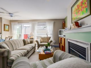 Photo 8: 401 2181 12TH AVENUE in Vancouver West: Home for sale : MLS®# R2000341
