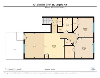 Photo 24: 124 Cranford Court SE in Calgary: Cranston Row/Townhouse for sale : MLS®# A1150644