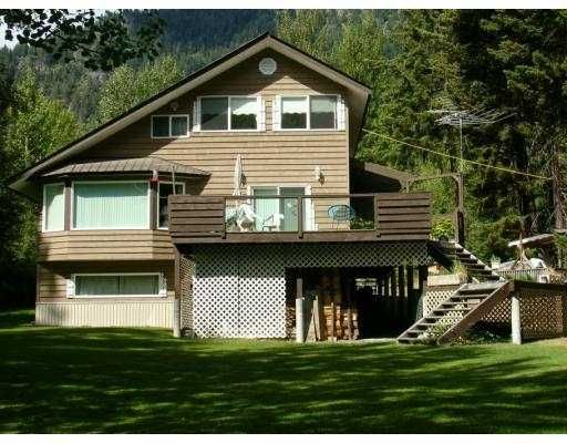Main Photo: 8000 TYAUGHTON LAKE Road in No_City_Value: Out of Town House for sale : MLS®# V676514