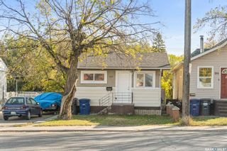 Main Photo: 212 W Avenue South in Saskatoon: Pleasant Hill Residential for sale : MLS®# SK871776