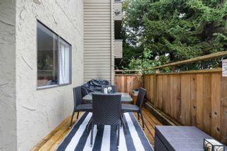 """Photo 34: 112 853 E 7TH Avenue in Vancouver: Mount Pleasant VE Condo for sale in """"VISTA VILLA"""" (Vancouver East)  : MLS®# R2619238"""