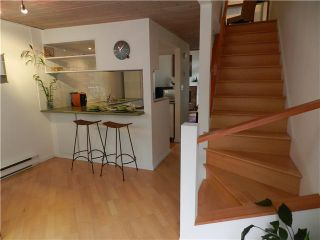 "Photo 1: # 203 1045 W 8TH AV in Vancouver: Fairview VW Condo for sale in ""GREENWOOD PLACE"" (Vancouver West)  : MLS®# V907351"
