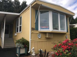 """Photo 18: 59 15875 20 Avenue in Surrey: King George Corridor Manufactured Home for sale in """"Sea Ridge Bays"""" (South Surrey White Rock)  : MLS®# R2213807"""