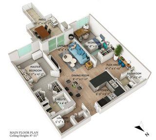 Photo 25: 109 33545 RAINBOW Avenue in Abbotsford: Central Abbotsford Condo for sale : MLS®# R2575018
