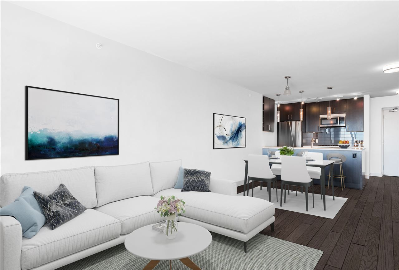 """Main Photo: #1903 - 608 Belmont St, in New Westminster: Uptown NW Condo for sale in """"Viceroy"""" : MLS®# R2485587"""