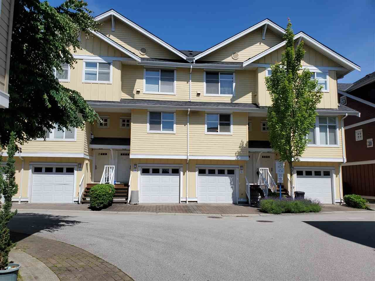 """Main Photo: 70 935 EWEN Avenue in New Westminster: Queensborough Townhouse for sale in """"COOPERS LANDING"""" : MLS®# R2466265"""
