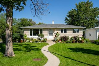Photo 1: 283 Sansome Avenue in Winnipeg: Residential for sale (5G)  : MLS®# 202121766
