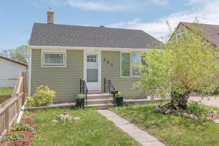 Photo 1: 321 Marjorie Street in Winnipeg: St James Residential for sale (5E)  : MLS®# 202113312
