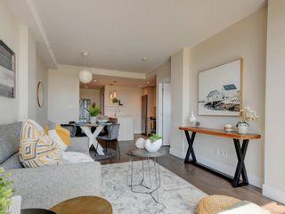 Photo 5: 801 1090 Johnson St in : Vi Downtown Condo for sale (Victoria)  : MLS®# 882239