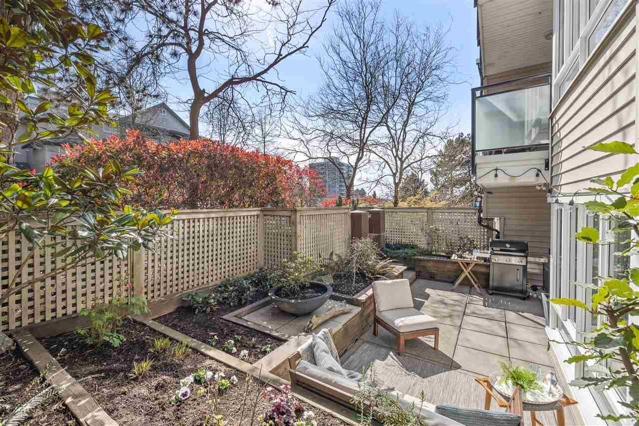 """Main Photo: 107 1823 E GEORGIA Street in Vancouver: Hastings Condo for sale in """"Georgia Court"""" (Vancouver East)  : MLS®# R2564367"""
