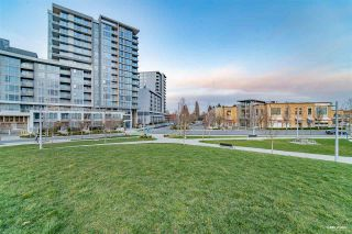 Photo 1: C122 3333 BROWN Road in Richmond: West Cambie Townhouse for sale : MLS®# R2533024