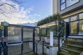 """Photo 39: 1 593 W KING EDWARD Avenue in Vancouver: Cambie Townhouse for sale in """"KING EDWARD GREEN"""" (Vancouver West)  : MLS®# R2539639"""
