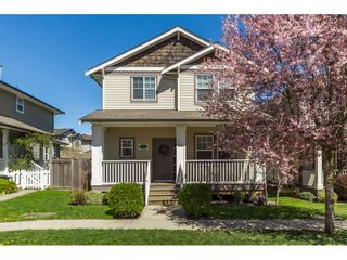 """Photo 1: 36014 STEPHEN LEACOCK Drive in Abbotsford: Abbotsford East House for sale in """"Auguston"""" : MLS®# R2158751"""