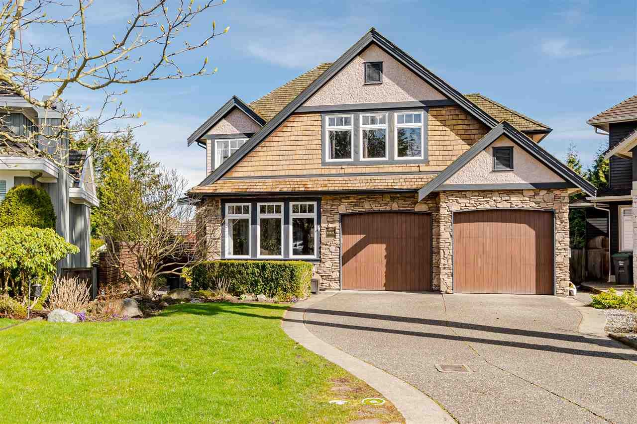 """Main Photo: 15525 36B Avenue in Surrey: Morgan Creek House for sale in """"ROSEMARY WYND"""" (South Surrey White Rock)  : MLS®# R2547046"""