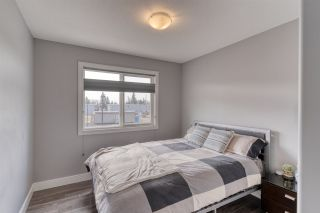Photo 20: Athlon in Edmonton: Zone 01 Townhouse for sale : MLS®# E4236536