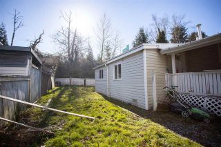 Photo 18: 33876 GILMOUR Drive in Abbotsford: Central Abbotsford Manufactured Home for sale : MLS®# R2580363