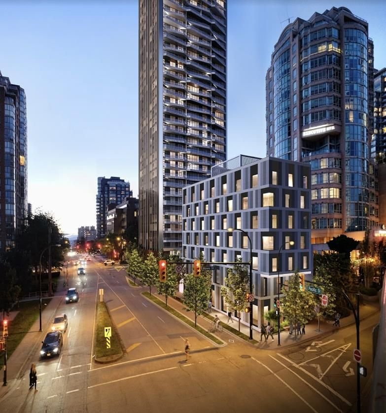 """Main Photo: 2801 889 PACIFIC Street in Vancouver: Downtown VW Condo for sale in """"THE PACIFIC BY GROSVENOR"""" (Vancouver West)  : MLS®# R2555349"""