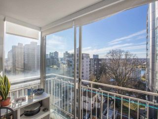 Photo 13: 807 1250 BURNABY Street in Vancouver: West End VW Condo for sale (Vancouver West)  : MLS®# R2536162