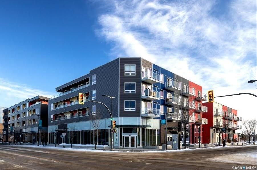 Main Photo: 329 & 328 404 C Avenue South in Saskatoon: Riversdale Residential for sale : MLS®# SK845794