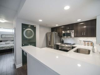 """Photo 14: 222 678 W 7TH Avenue in Vancouver: Fairview VW Condo for sale in """"LIBERTE"""" (Vancouver West)  : MLS®# V1126235"""