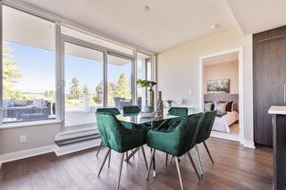 """Photo 9: W305 677 W 41ST Avenue in Vancouver: Oakridge VW Condo for sale in """"41 West"""" (Vancouver West)  : MLS®# R2605718"""