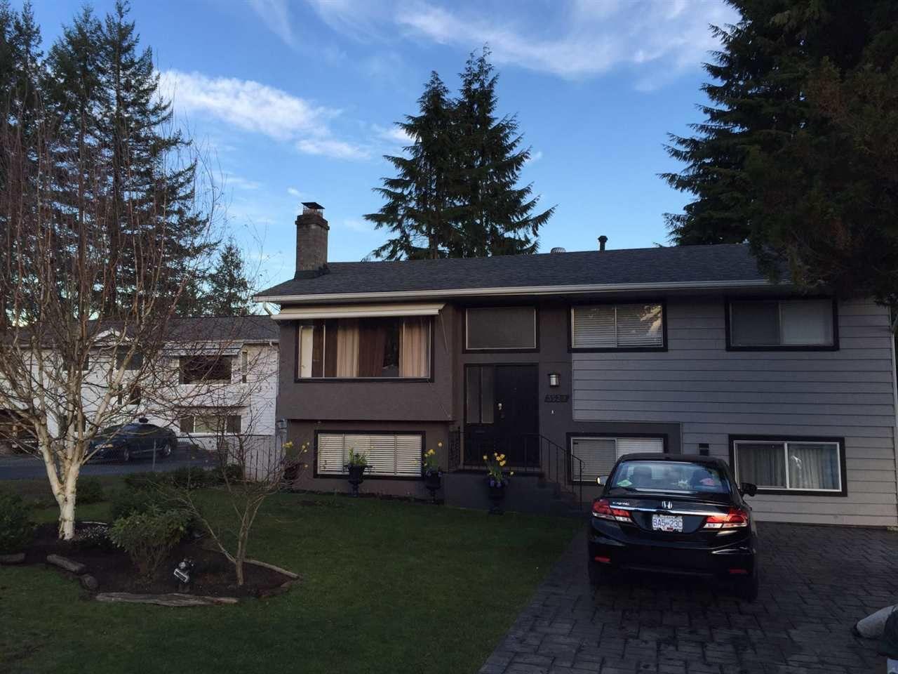 Main Photo: 3522 FLINT Street in Port Coquitlam: Glenwood PQ House for sale : MLS®# R2033048