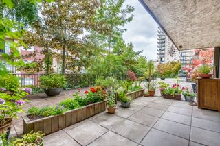 """Photo 28: 104 436 SEVENTH Street in New Westminster: Uptown NW Condo for sale in """"REGENCY COURT"""" : MLS®# R2609337"""