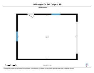 Photo 33: 105 Langton Drive SW in Calgary: North Glenmore Park Detached for sale : MLS®# A1066568