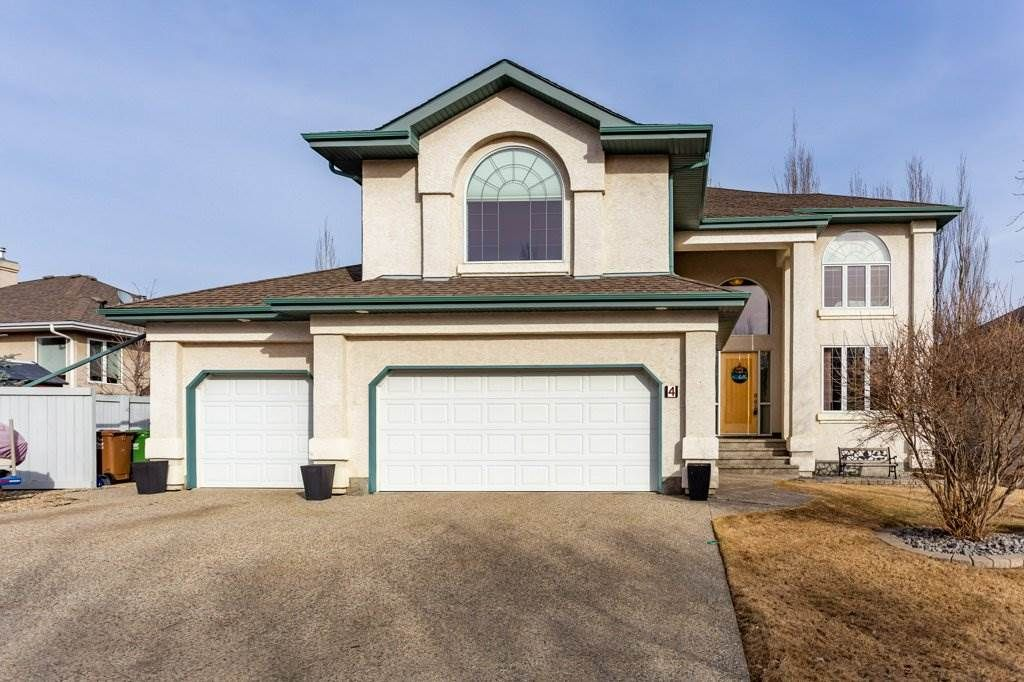Main Photo: 4 Kendall Crescent: St. Albert House for sale : MLS®# E4236209