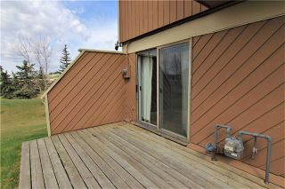 Photo 20: 26 4940 39 Avenue SW in Calgary: Glenbrook Row/Townhouse for sale : MLS®# C4302811