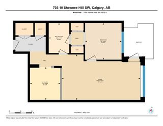 Photo 31: 703 10 SHAWNEE Hill SW in Calgary: Shawnee Slopes Apartment for sale : MLS®# A1113801