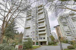 "Photo 1: 1510 4105 MAYWOOD Street in Burnaby: Metrotown Condo for sale in ""TIMES SQUARE"" (Burnaby South)  : MLS®# R2258749"