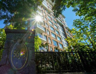 """Main Photo: 906 5615 HAMPTON Place in Vancouver: University VW Condo for sale in """"Balmoral"""" (Vancouver West)  : MLS®# R2543419"""