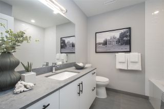 Photo 23: 4682 CAPILANO ROAD in North Vancouver: Canyon Heights NV Townhouse for sale : MLS®# R2535443
