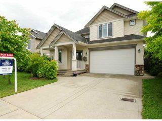 "Photo 1: 32888 EGGLESTONE Avenue in Mission: Mission BC House for sale in ""CEDAR VALLEY ESTATES"" : MLS®# F1416650"