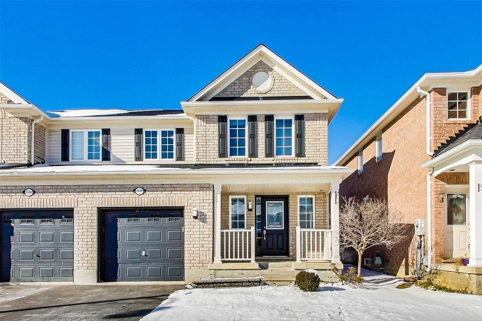 Main Photo: 1131 Barr Crescent in Milton: Beaty House (2-Storey) for lease : MLS®# W5102014