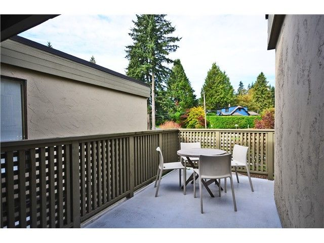 Photo 12: Photos: 1295 PLATEAU Drive in North Vancouver: Pemberton Heights Townhouse for sale : MLS®# V1031985