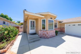Photo 2: DEL CERRO House for sale : 3 bedrooms : 5459 Forbes Ave in San Diego