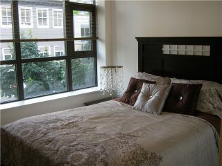"""Photo 9: 901 RICHARDS Street in Vancouver: Downtown VW Townhouse for sale in """"MODE"""" (Vancouver West)  : MLS®# V962659"""