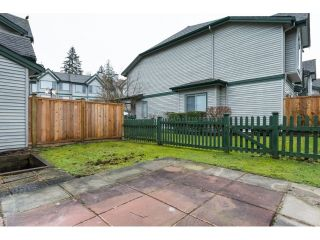 "Photo 20: 27 7465 MULBERRY Place in Burnaby: The Crest Townhouse for sale in ""THE CREST"" (Burnaby East)  : MLS®# R2024058"